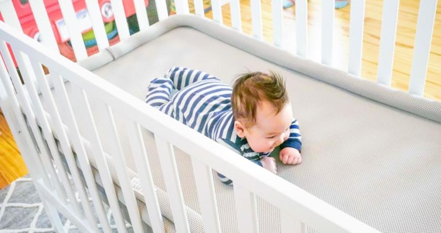 Breathe Easy Baby Crib Baby Mattress