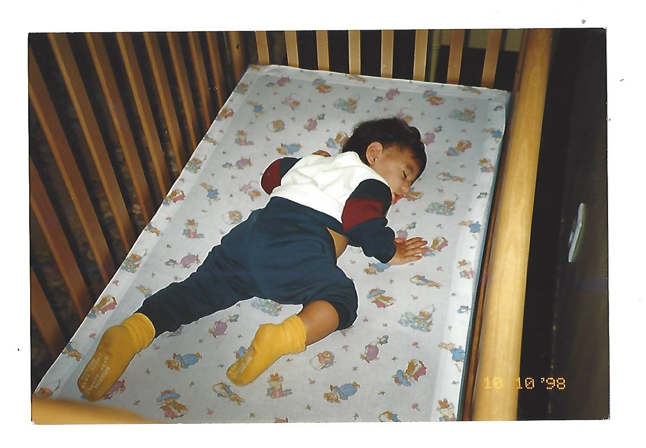 The story of the Breathe Easy Baby Sleep System