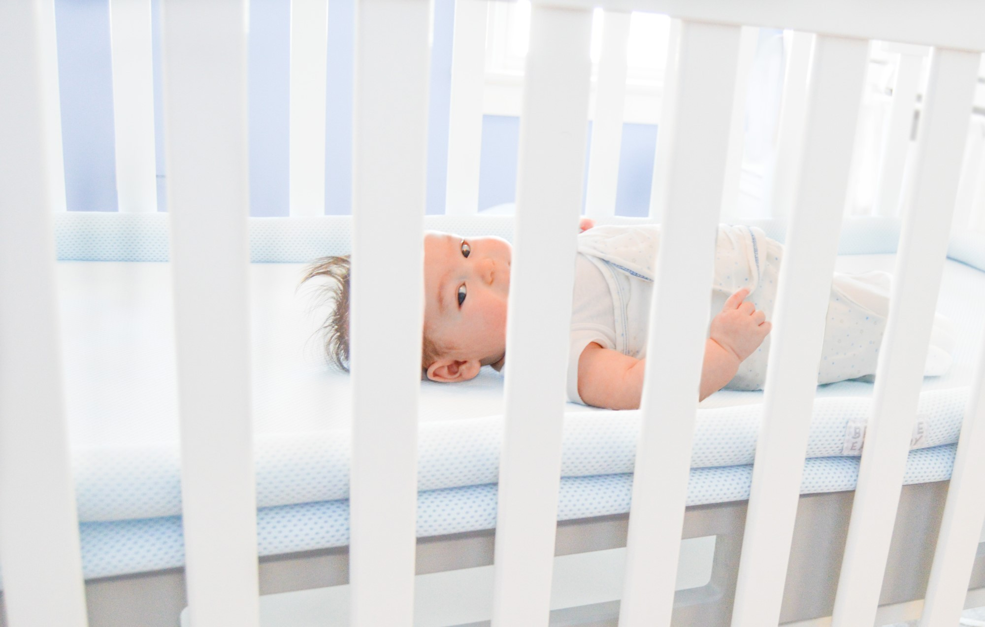 "New York Times article on ""What Causes SIDS?"""