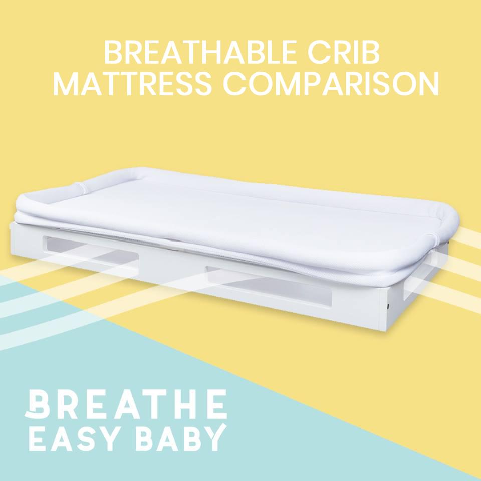 Breathable Mattress Comparison: Newton vs. Breathe Easy Baby
