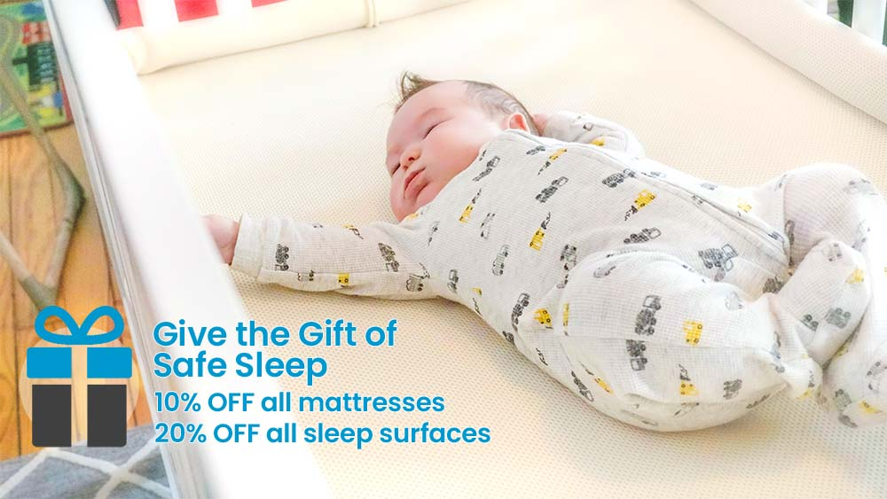 Give the Gift of Safe Sleep